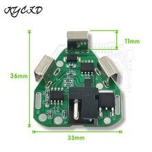 BMS 3S 12V 11.1V 12.6V 8A 18650 płyta zabezpieczająca baterię litową przeładowanie zabezpieczenie przed zwarciem dla banku mocy/ładowania wiertła