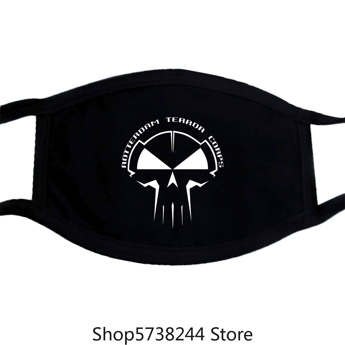 Mens Mask Rotterdam Terror Corps Size Up To 5Xl Washable Reusable Mask