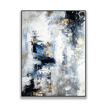 Art Wall Decoration Painting Modern Abstract Marble Texture Pattern Canvas Painting Home Living Room Decor Mural Poster Cuadros