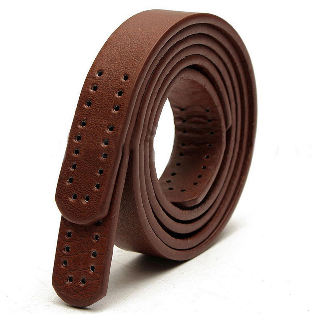 2pcs Bale Handle Detachable Fashion Accessories Practical Strap Band Crafts Replacement Faux Leather DIY Shoulder Bag Belt