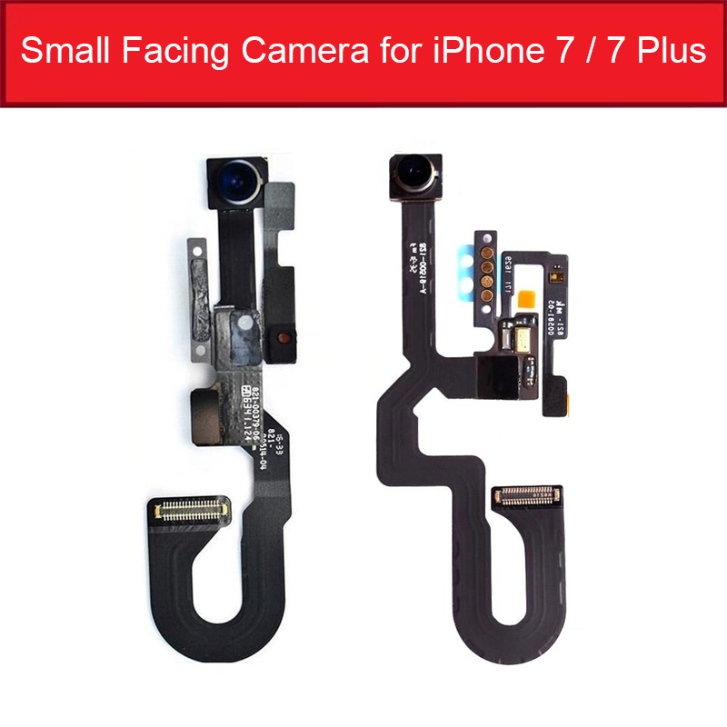 Small Facing Camera For IPhone 7 7G 7Plus Front Camera With Proximity Light Sensor Flex Cable Replacement Parts