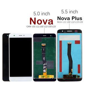 Image 2 - สำหรับHuawei Nova 2 PlusจอแสดงผลLCD Touch Screen DigitizerสำหรับHuawei Nova 2 LCD Nova2 PIC LX9 L09 l29 หน้าจอเปลี่ยน
