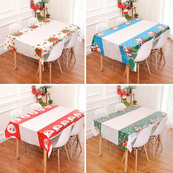 free product New Christmas decorations tablecloth christmas table decorations new year decorations image