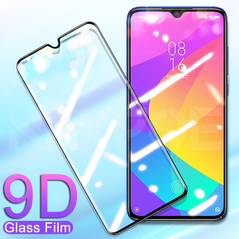 9D Tempered Protective <font><b>Glass</b></font> on the For <font><b>Xiaomi</b></font> <font><b>Mi</b></font> <font><b>9</b></font> 8 SE 9T Pro <font><b>Mi</b></font> CC9 CC9E A3 A2 Lite Play F1 <font><b>Screen</b></font> <font><b>Protector</b></font> <font><b>Glass</b></font> Film Case image