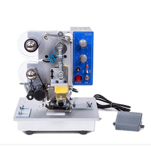 купить HP-241B Electric Ribbon Coding Machine Hot Stamping Machine Tape Printing Machine 220V дешево