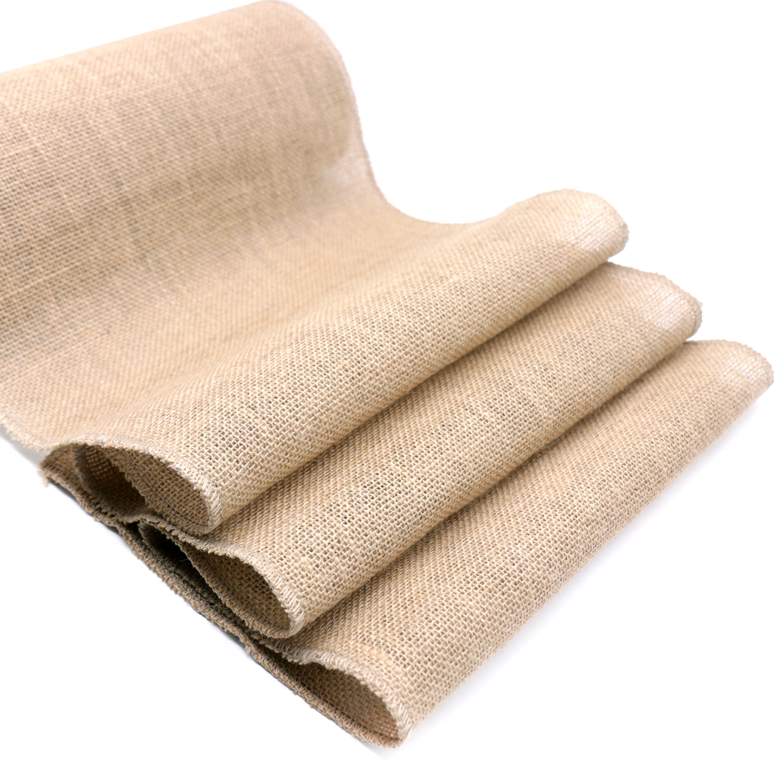30cmx10m Natural Hessian Jute Burlap Table Runner Table Decoration For Wedding Event Home Party Background Photo Props Supply Pakistan