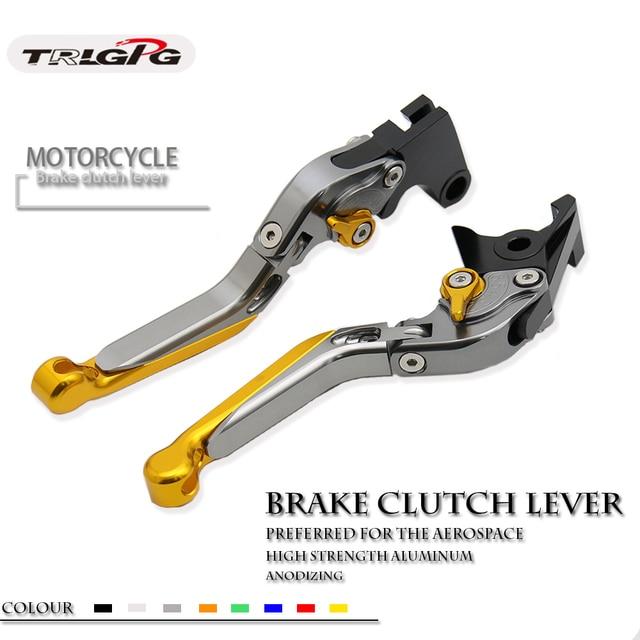 Leviers dembrayage de freins de Moto | En aluminium, pour HONDA CBF500 2004-2006 CBF 600 N NA S SA 2004-2007 CBF 500 600, freins réglables