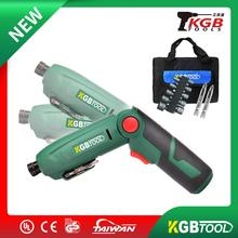 KGB TOOL 8V MAX Impact Cordless Electric Screwdriver Lithium Battery Mini Drill Power Tools