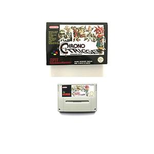 Chrono Trigger game cartridge