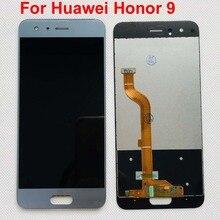5.15 מבחן עבור Huawei כבוד 9 STF L09 STF AL10 STF AL00 STF TL10 LCD תצוגה + מסך מגע Digitizer עצרת כבוד 9 פרימיום