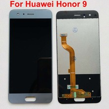 5.15 test For Huawei Honor 9 STF L09 STF AL10 STF AL00 STF TL10 LCD Display + Touch Screen Digitizer Assembly Honor 9 Premium