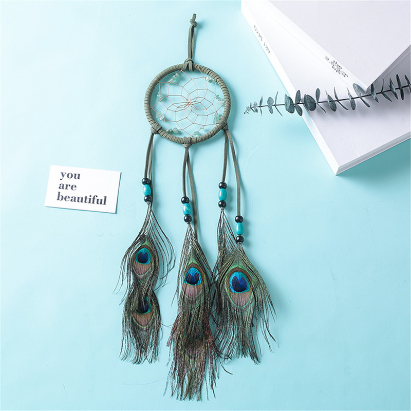 Dream Catcher Wall Decor Beautiful Home Decor & Kids Room Hanging for Bedroom Dreamcatcher Wall Hanging Birthday Gift for Girls|Wind Chimes & Hanging Decorations|   - AliExpress
