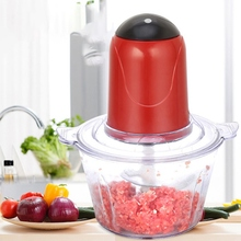 Automatic Powerful Electric Meat Grinder Multifunctional Electric Food Processor Electric Chopper Meat Slicer Cutter Blender(Eu multifunctional household agitator 600w electric stick blender hand blender egg whisk meat grinder food processor sky 5022 3