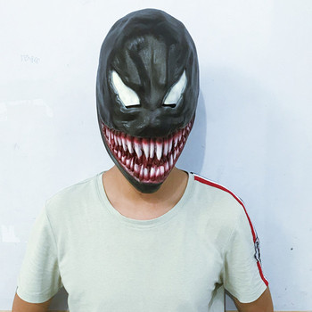 Venom Latex Mask For Adults Version 2 1