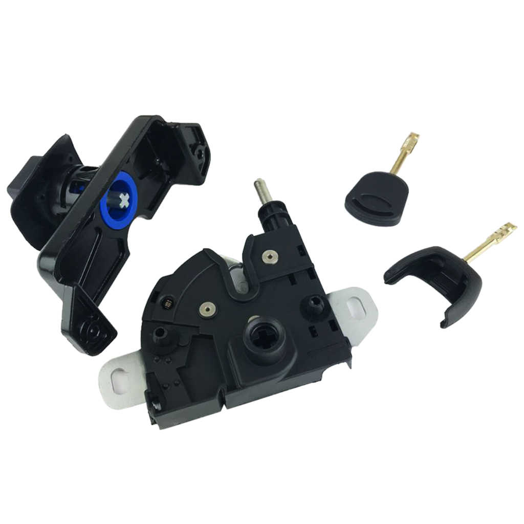 Easy Install Bonnet Lock Latch 2 Keys for Ford Transit MK7 06-11