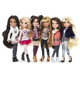 Fashion Action Figure Bratz Bratzillaz Doll Multiple Choice Best Gift for Child