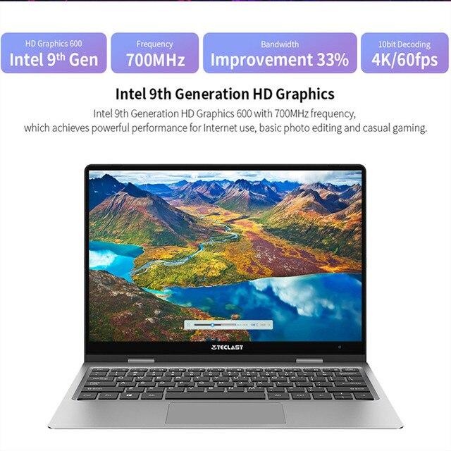 Teclast F5 Laptop 11.6 5