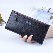 New Fashion Women Lady Leather Purse Long Wallet Bag Card Holder