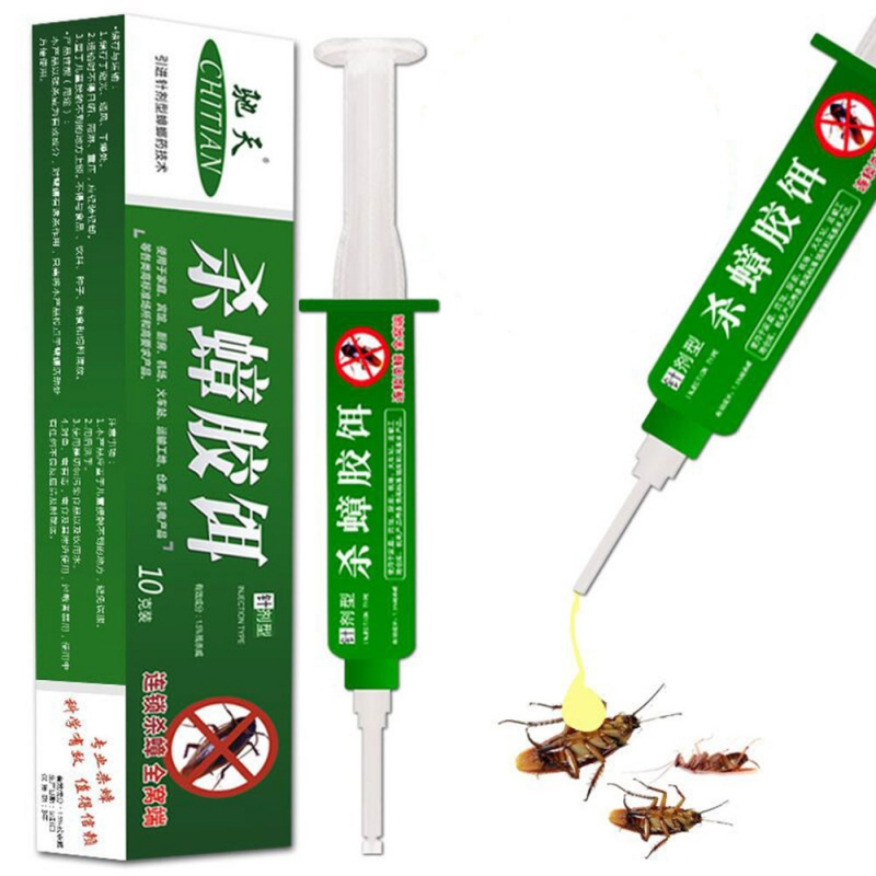 10g Advion Cockroach Gel Bait For Home Office Car Insecticide