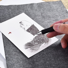 Graphite Painting-Accessories Carbon-Paper Tracing Copy Reusable Clear QIPA Legible Thin