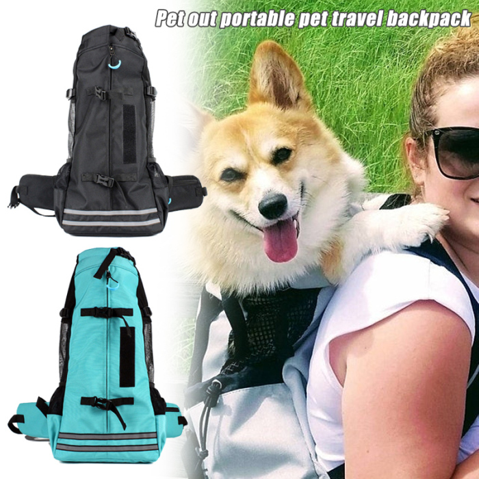 Dog Carrier Backpacks for Hands-Free Style