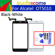 Touchscreen Für Alcatel One Pixi 4 5,0 OT5010 OT 5010 5010D 5010E 5010X Touch Screen Panel Sensor Digitizer Glas Ersatz(China)