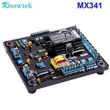 브러시리스 제너레이터 용 avr mx341 자동 전압 전압 조정기
