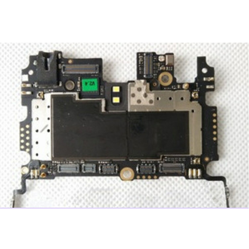 Used Original Work Unlock Mainboard For OnePlus 1 One Plus One A0001 X One Plus X E1001 Motherboard Circuits Fee Flex Cable