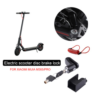 Portable Scooter Wheel Anti-th