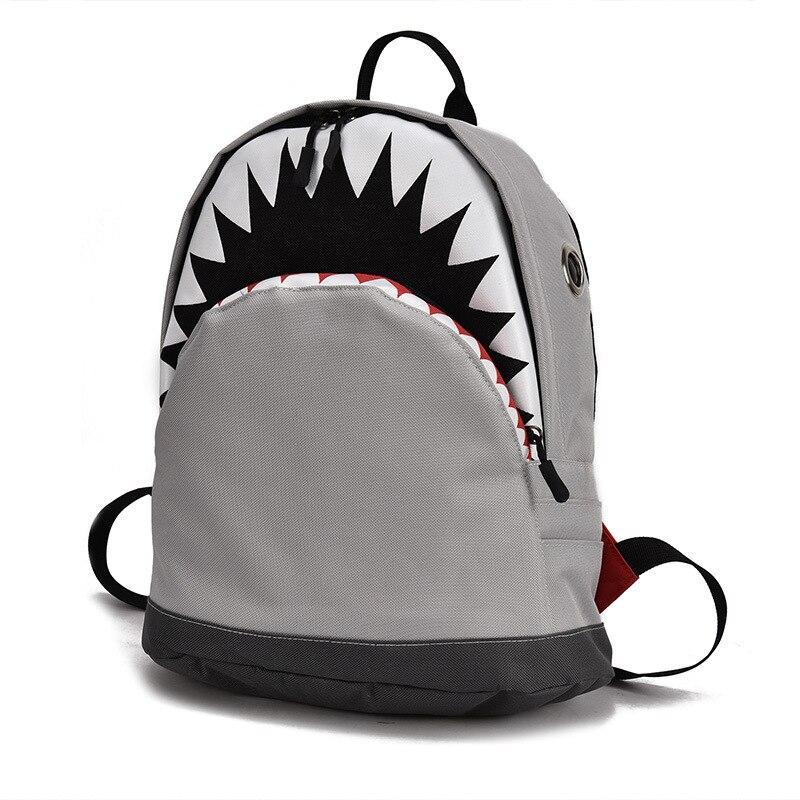 Детские 3D модели акулы школьные сумки детские mochilas детские школьные сумки для детского сада для мальчиков и девочек рюкзак детский холщовый рюкзак|Школьные ранцы| - AliExpress