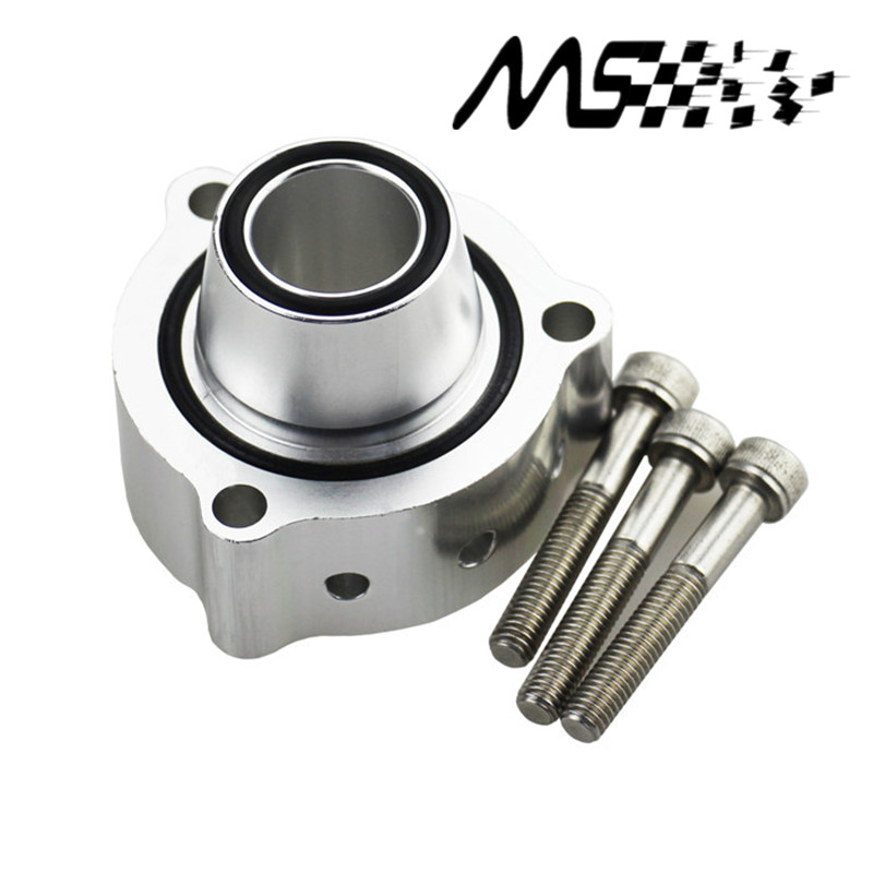 Blow off valve & Blow Off Adaptor for VAG FSiT TFSi Turbo Engines with logo