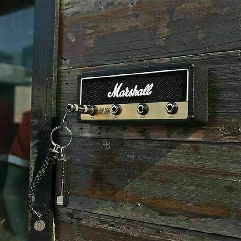 Jack II Rack Amp Vintage Guitar Amplifier Key Holder Original Marshall Jack Rack Marshall JCM800 Marshall Key Holder
