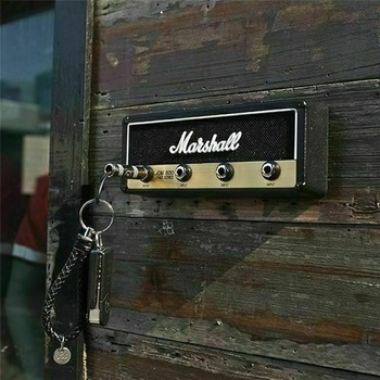 Jack II Rack Amp Vintage Guitar Amplifier Key Holder Original Marshall Jack Rack Marshall JCM800 Marshall Key Holder фото