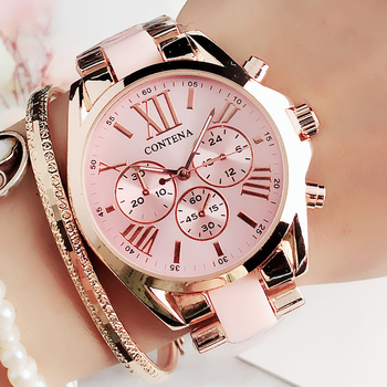 Luxury Top Brand Quartz women Watch