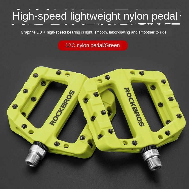 Fahrrad Mountainbike Pedale BMX Dichtungslager 9//16 /'/' Breite Plattform