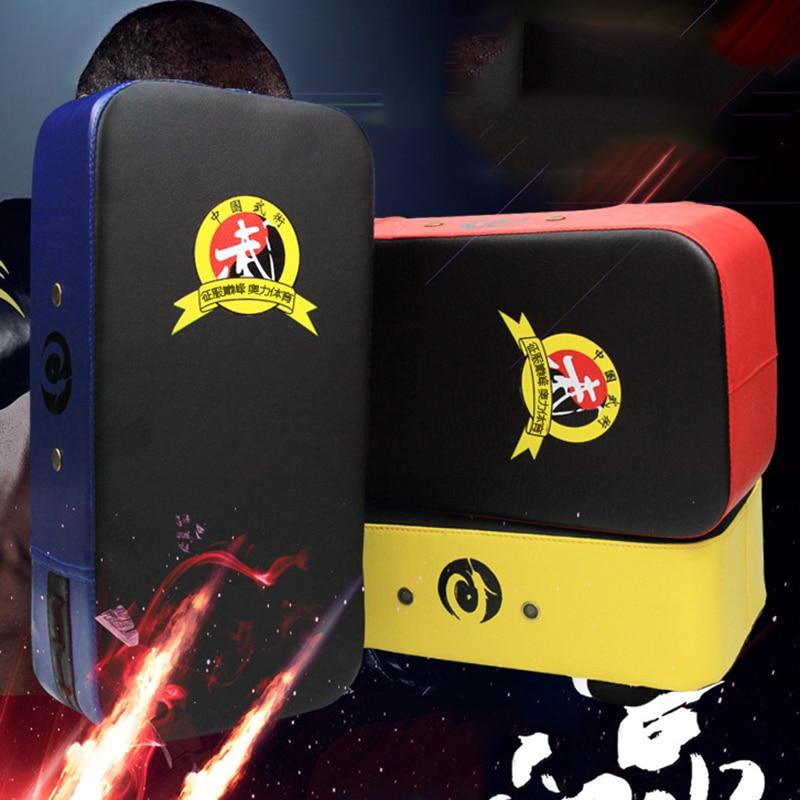 2019 High Quality Boxing Punching Pad Bag 1 Pcs Fitness Taekwondo Sand Bag Thai Kick Boxing Hand Target Karate Training Target