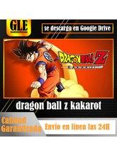 DRAGON BALL Z: компьютерные видеоигры KAKAROT, загрузка с помощью Google Drive decpress с Winzip Winrar