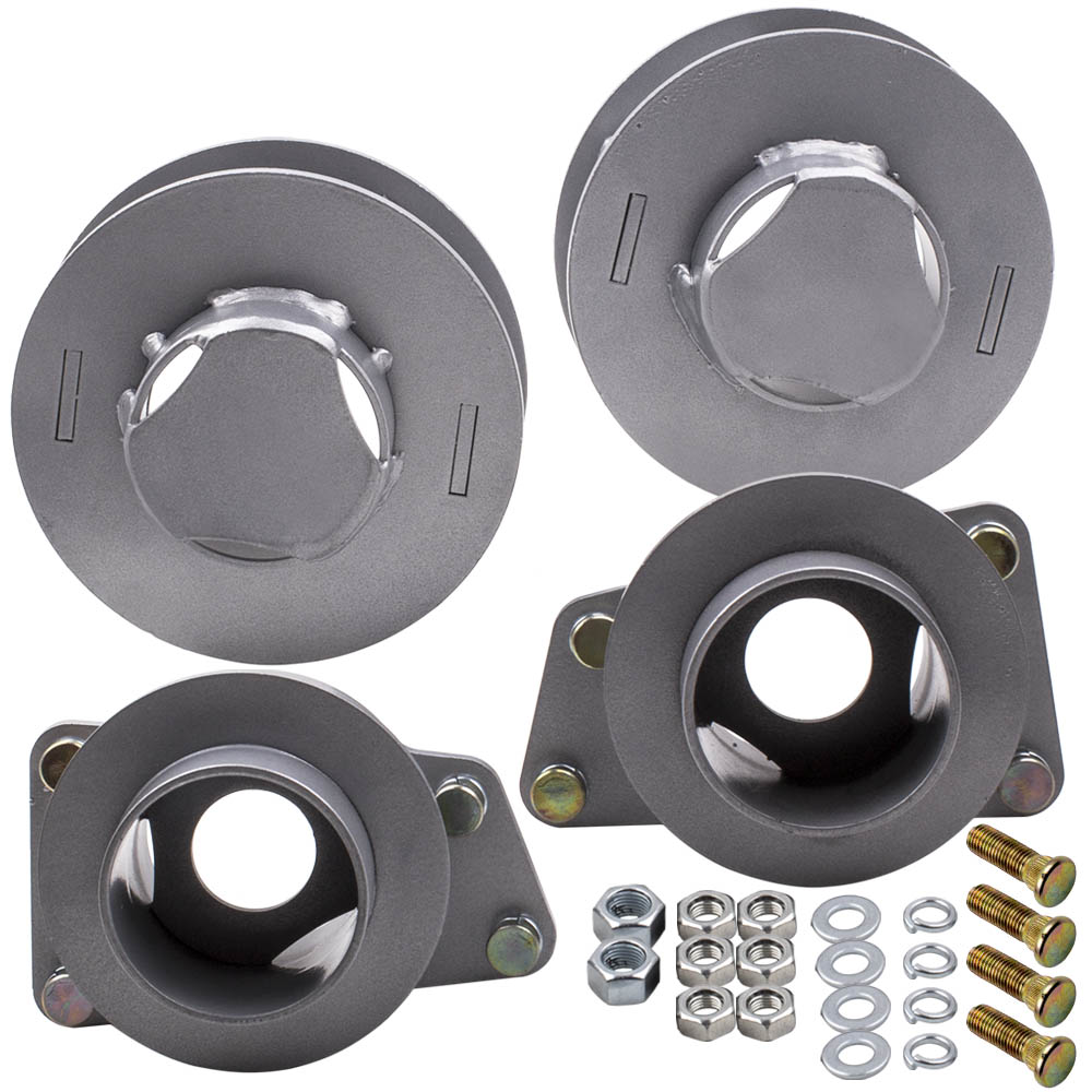 2 X NEW FRONT HUB /& BEARING ASSEMBLY JEEP COMMANDER XK XH 2006-2011