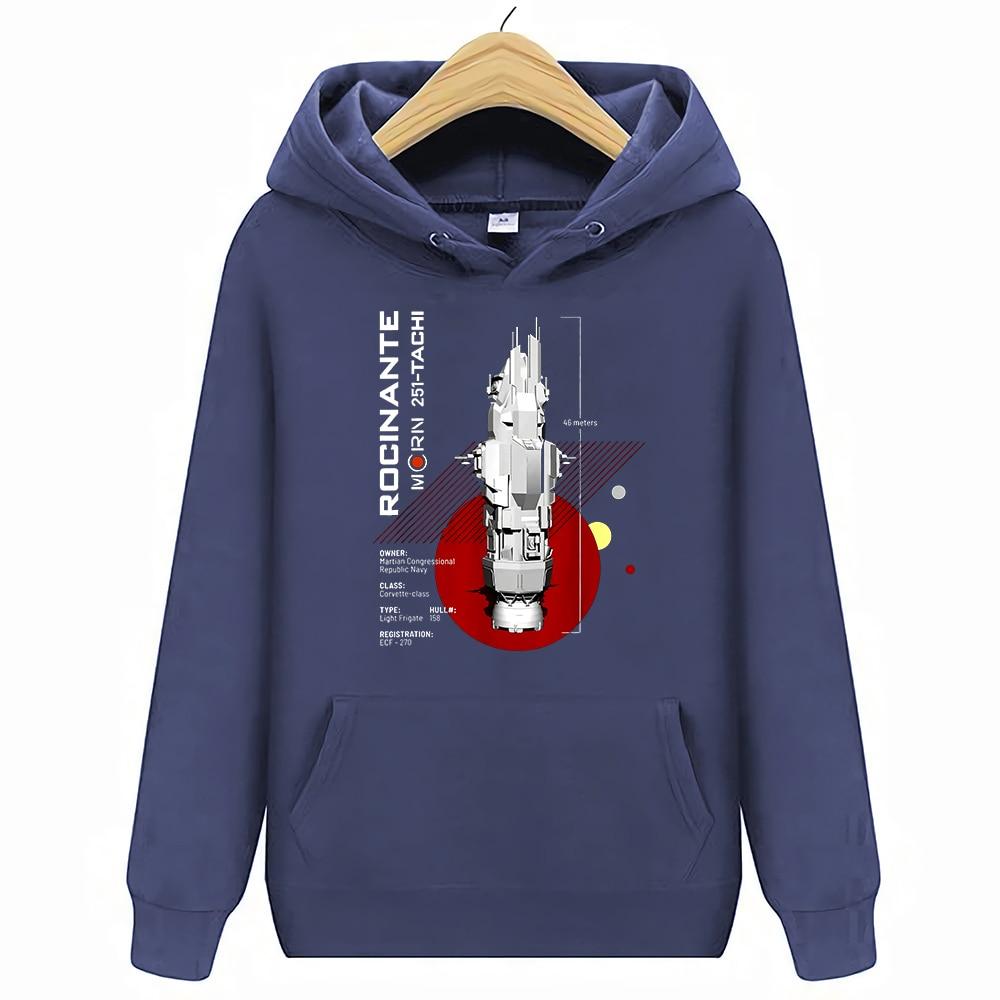The Expanse Rocinante Ship Hoodies Sweatshirts