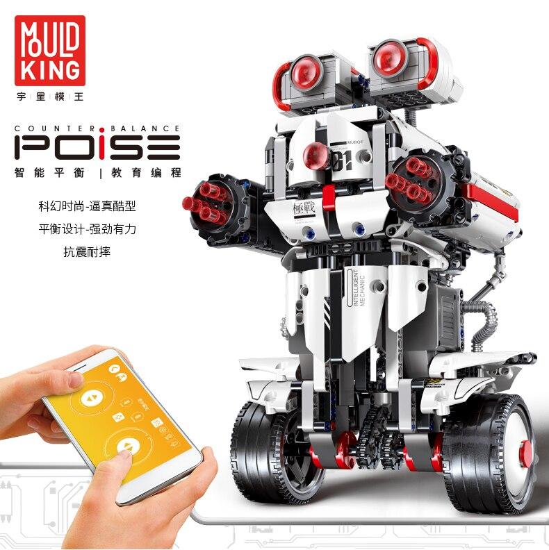 MOULD KING 13027 Robot WALL-E