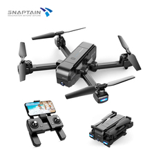 SNAPTAIN SP510 Foldable GPS FPV Drone with 2.7K Camera for Adults UHD Live Video