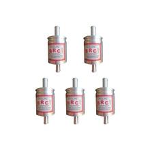 5 stücke 12mm bis 12mm Dampf Gas Filter