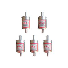 5pcs 12mm to 12mm Vapour Gas Filter