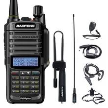 Baofeng UV 9R plus 10W  IP68 Walkie Talkie Waterproof Dual Band Portable CB Hunting Ham Radio UV 9R Plus  HF Transceiver 9R
