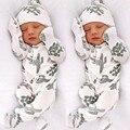 Комбинезон с длинным рукавом для новорожденных, 0-24 месяцев