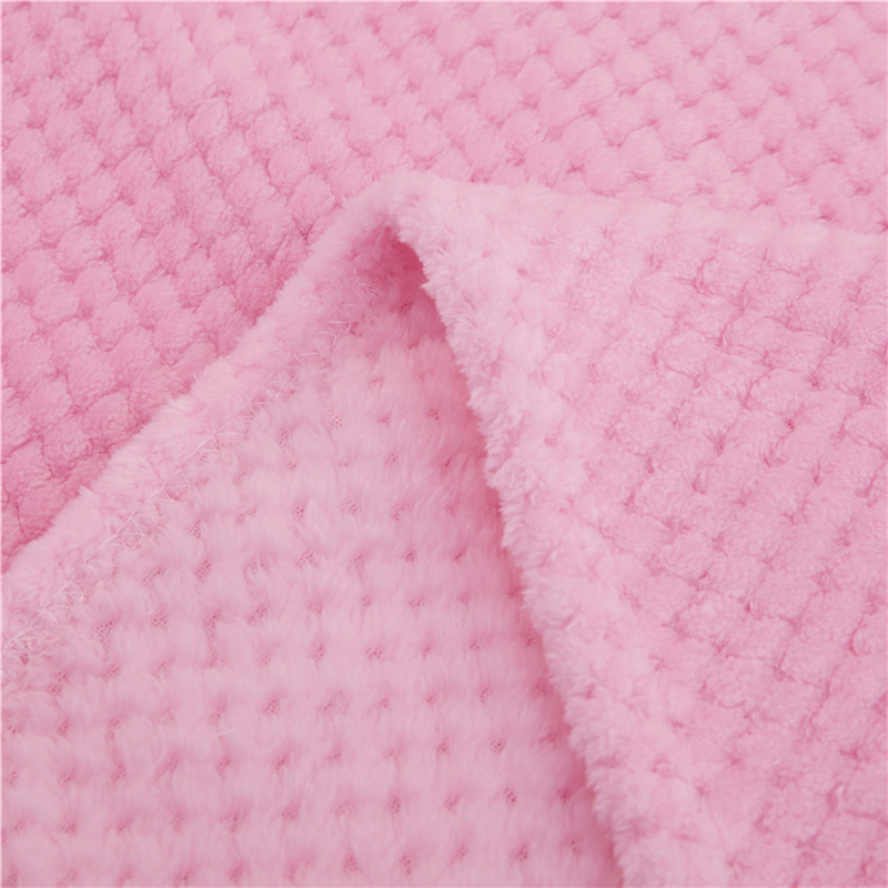 Soft Warm Flannel Blankets For Beds Solid Pink Blue Coral Fleece Mink Throw Sofa Cover Bedspread Fluffy Plaid Blankets-5