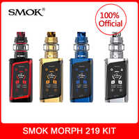 Оригинальный SMOK MORPH 219 Kit 219W с TF2019 баком для электронной сигареты morph mod kit VS x priv/G PRIV/Mag/nord/species vape