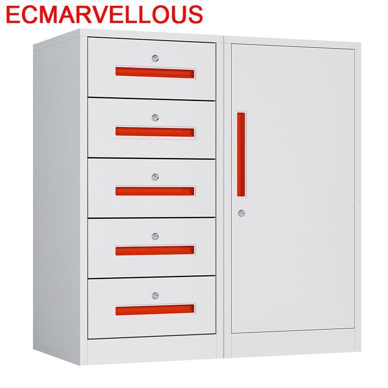 Boite Aux Lettres Classeur Meuble Bureau Rangement Archivadores Metalico Para Oficina Archivero Archivador Mueble Filing Cabinet