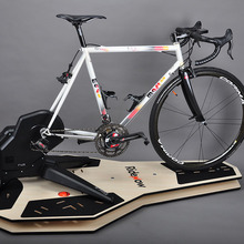 Rolled Plate Cycling Trainer Cycling Table For Indoor Traini