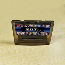 Yeni REV X. PCB süper Retro 1200 1 oyun kartuşu için 16 Bit oyun konsolu wok abd/EUR/japonya sürümü konsolları